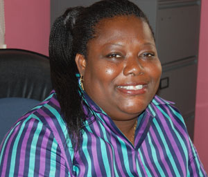 Nana Oye Lithur, Ghana's Minister of Gender, Children, and Social Protection (Photo courtesy of Skyypowerfmonline.com)