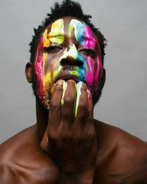 Dexter Pottinger was a vivid presence in his advocacy of LGBTI rights. (Photo courtesy of Maurice Tomlinson via Facebook)