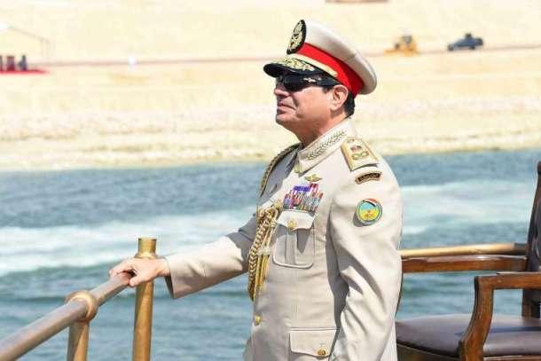 Egyptian President Abdel Fattah el-Sisi (Photo courtesy of Scott Long)