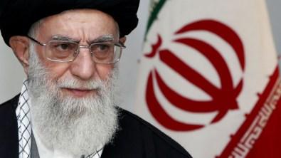 Ayatollah Ali Khamenei (Photo courtesy of Khamenei's office via Pinterest)