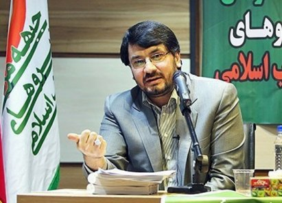 Mehrdad Bazrpash, a former Member of Parliament and a former deputy to President Mahmoud Ahmadinejad, ni 2012: