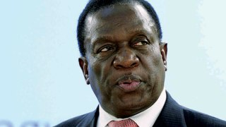 Zimbabwe President Emmerson Mnangagwa (Photo courtesy of Southern Times)