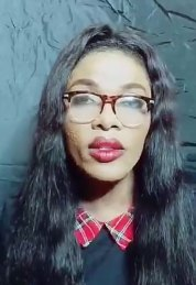 """YouTube write-up: """"Veso Golden Oke isn't here for Olajumoke Orisaguna's homophobia! She drags Olajumoke hard in this video, telling her to get educated and learn more instead of saying ignorant things."""""""