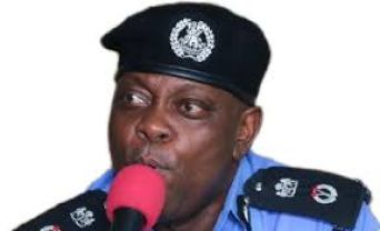 "State police Commissioner Imohimi Edgal: The raid was based on information from a ""reliable source."" (Photo courtesy of Vanguard News)"