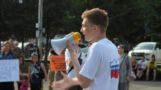 "Maxim Neverov, Russian teenager convicted of ""gay propaganda."" (Photo courtesy of the Russian LGBT Nework)"