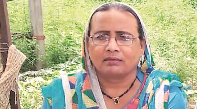 Mohini Mahant (Photo courtesy of the Indian Express)