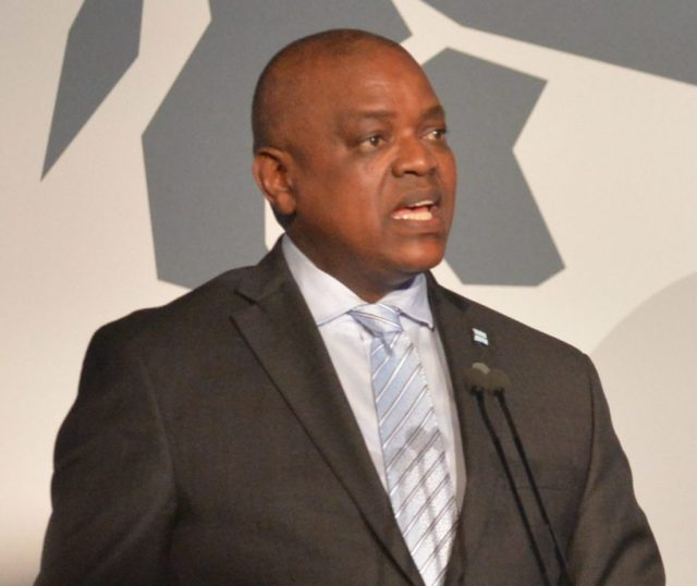 "In January, Botswana President Mokgweetsi Masisi spoke up for LGBTI people: """"Just like other citizens, they deserve to have their rights protected."" (Photo courtesy of Wikipedia)"