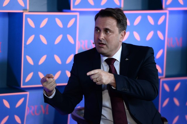 Some nations in this Arab summit would executive me for being gay, Xavier Bettel said. (Diarmuid Greene photo courtesy of Wikimedia Commons/Summit/Sportsfile)