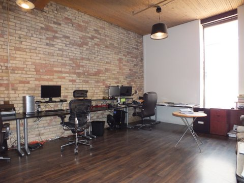 76Richmondcom  Commercial Space For Lease Downtown Toronto  brick  beam