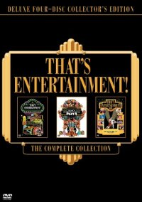 Thats Entertainment Trilogy DVD Fred Astaire, Gene Kelly ...