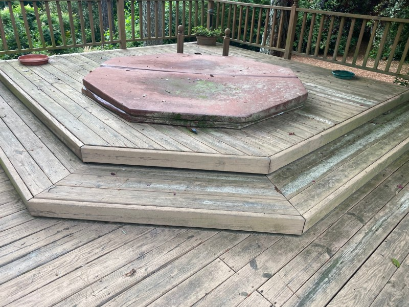 junk removal Brookhaven, hot tub removal Brookhaven
