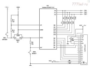 Arduino-nano-tester