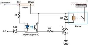 HL-52S-Relay-Module-Circuit-Schematics
