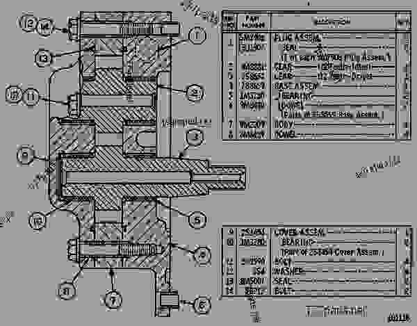 CATERPILLAR POWERSHIFT TRANSMISSION - Auto Electrical Wiring