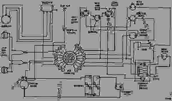 John Deere 2520 Wiring Harness : 30 Wiring Diagram Images