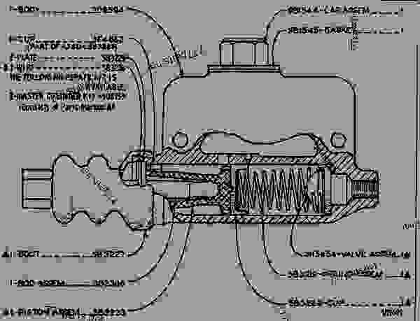 Caterpillar 3204 Starter Wiring Diagram Hydraulic Jack
