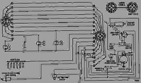 case 530 tractor wiring diagram for aftermarket radio ih 1086 mf 165 ~ elsalvadorla
