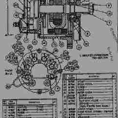Wiring Diagram For Alternator Free Vehicle Diagrams Pdf 8l5410 Assembly - Engine Generator Set Caterpillar 3150 (electric ...