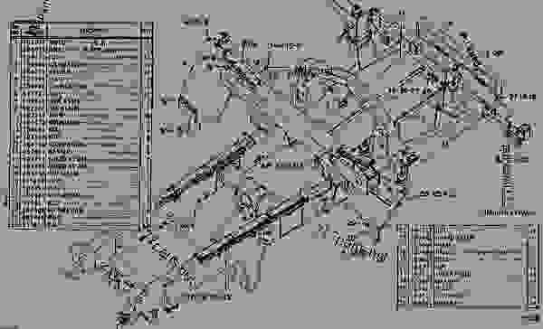 bobcat 863 parts diagram 1968 camaro wiring online 7d3360 frame - off-highway truck caterpillar 773 63g00001-00339 (machine ...