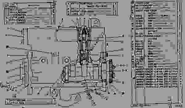3306 Injection Pump Diagram Auto Electrical Wiring Diagram