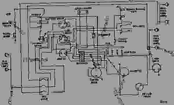 cat it38h loader wire diagram