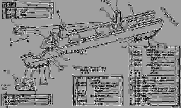 9G9748 FRAME GROUP-TRACK ROLLER TRACK ROLLER FRAME GROUP