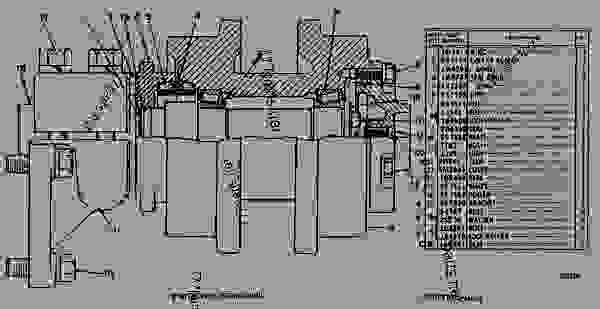 9S3570 ROLLER GROUP-TRACK CARRIER TRACK CARRIER ROLLER