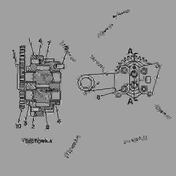Caterpillar 3204 Engine Diagram Caterpillar 3208 Engine