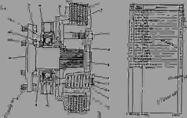 Caterpillar 3204 Engine Diagram, Caterpillar, Get Free