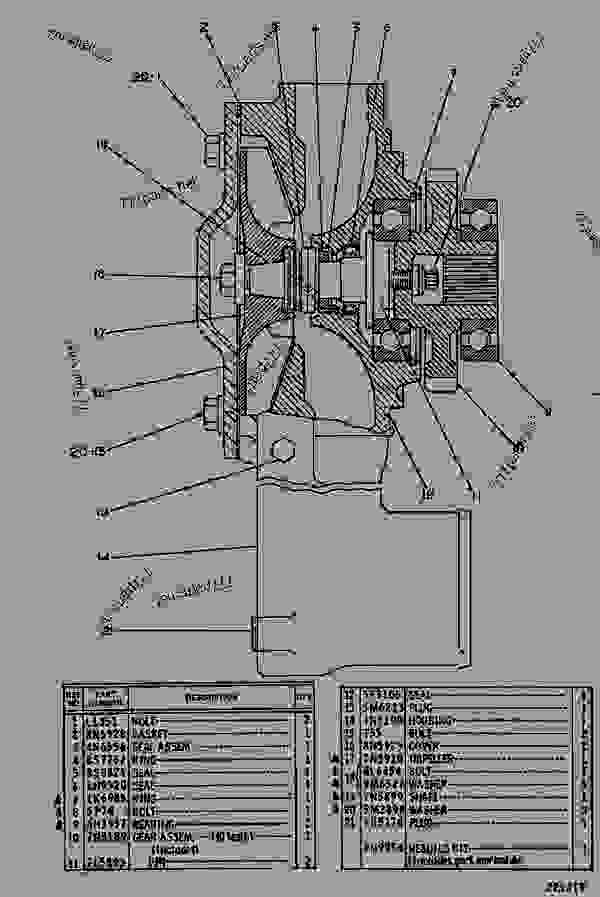 Motor Grader Part Diagrams Pictures to Pin on Pinterest