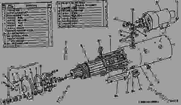 4N3182 STARTING MOTOR GROUP-ELECTRIC ELECTRIC STARTING