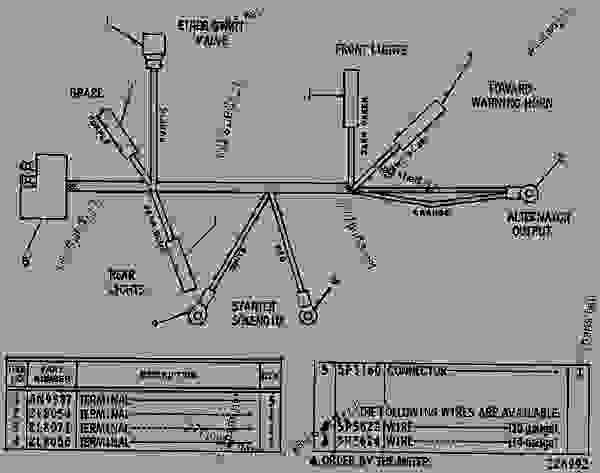 TRACK-TYPE TRACTOR Caterpillar 55