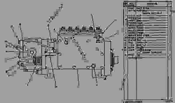 D315 Cat Engine, D315, Free Engine Image For User Manual