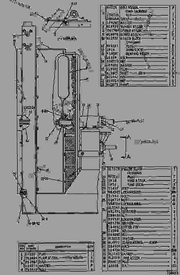 Caterpillar Radiator Diagram : 28 Wiring Diagram Images