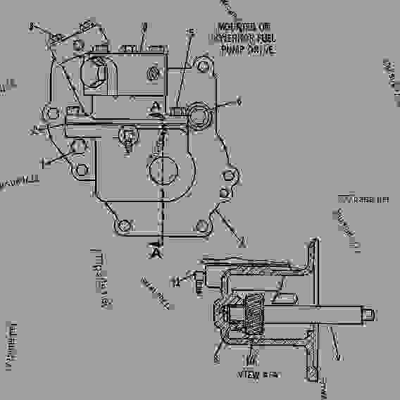 2007 C13 Caterpillar Engine Diagram Caterpillar Generator