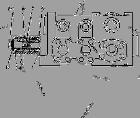 John Deere 322 Tractor Wiring Harness Diagram John Deere