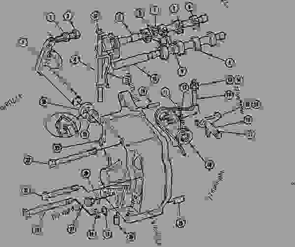 Cat 3208 Injection Pump Diagram, Cat, Free Engine Image