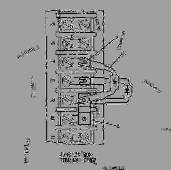 Wiring Diagram Caterpillar Generator