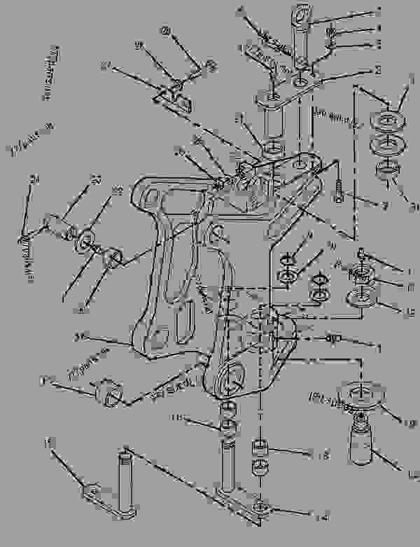 Cat 416 Backhoe Parts Diagram Cat 416C Parts ~ Elsavadorla