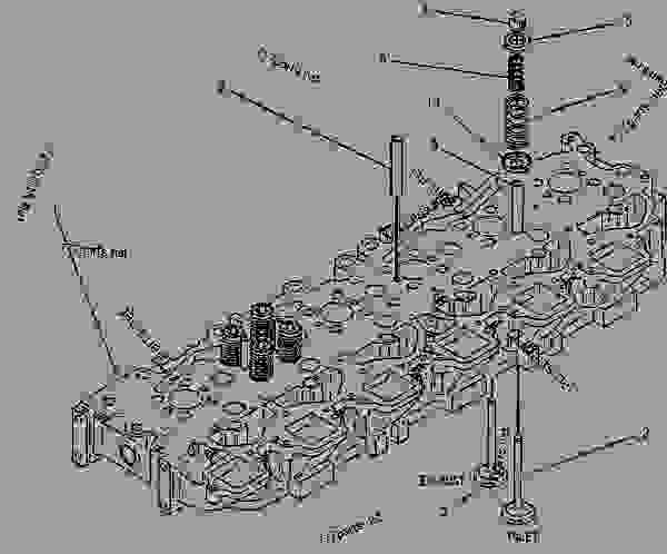 3406 Water Pump Diagram, 3406, Free Engine Image For User