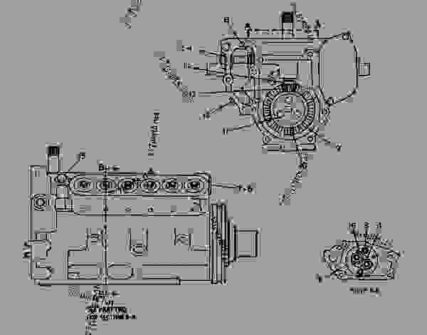 3208 cat alternator wiring diagram