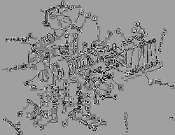 Motor Parts: Perkins Motor Parts