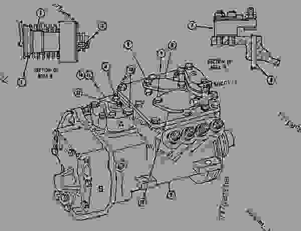 [DIAGRAM] Caterpillar 3126 Marine Engine Diagram FULL