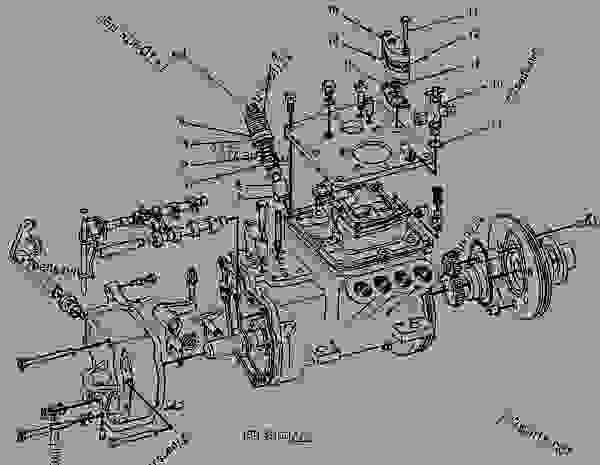3126 Cat Engine Parts Diagram For Model A • Wiring And