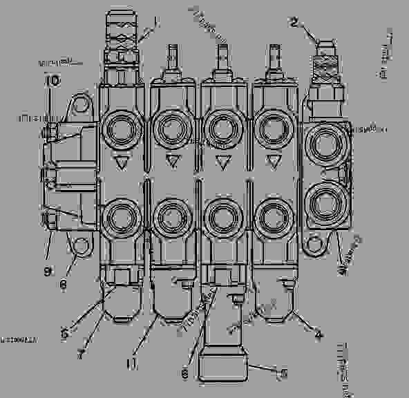 Hydraulic Directional Control Valves Diagrams