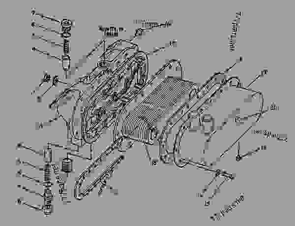 C15 Cat Engine Block. Diagrams. Wiring Diagram Images
