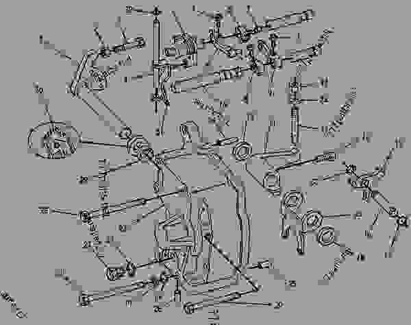 Caterpillar 3208 Marine Engine Diagram Within Diagram