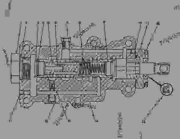 John Deere 450c Wiring Harness John Deere Crawler Loader