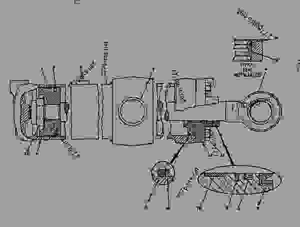 966 Cat Loader Hydraulic Diagram, 966, Free Engine Image