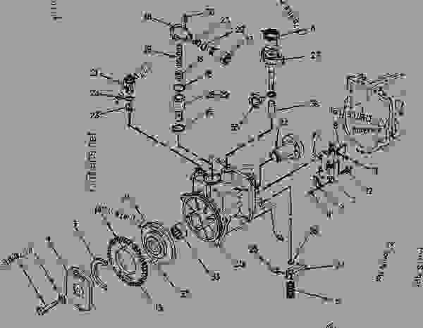 Cat C7 Fuel Pump, Cat, Free Engine Image For User Manual